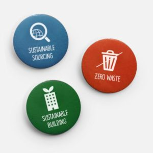 Sustainable Practices Badges