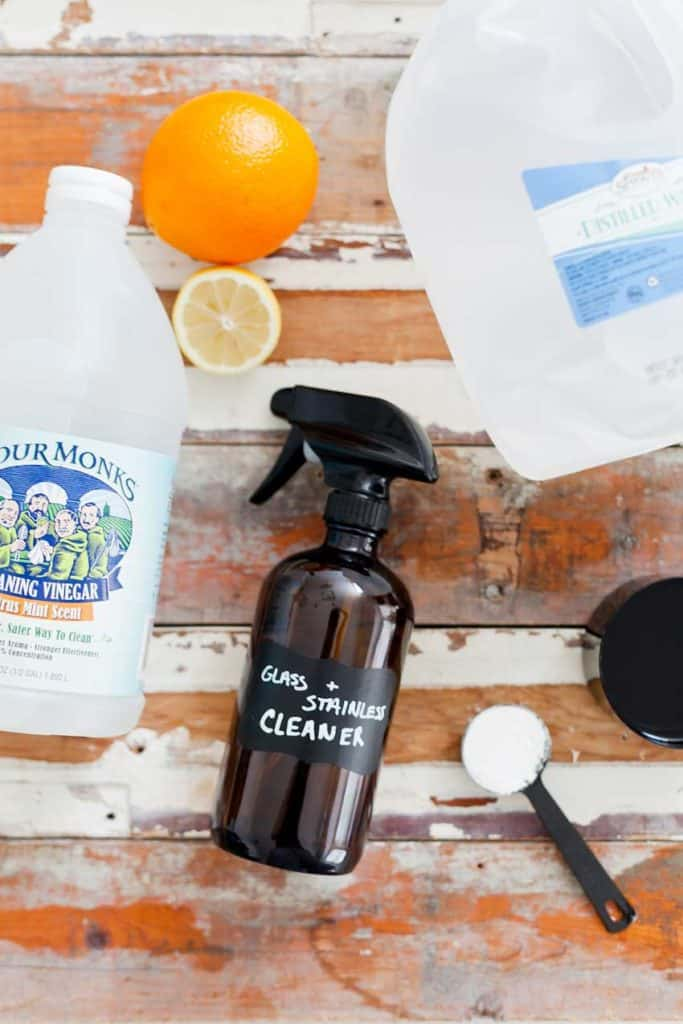 DIY Natural Cleaners: Stainless-steel cleaner with at-home ingredients