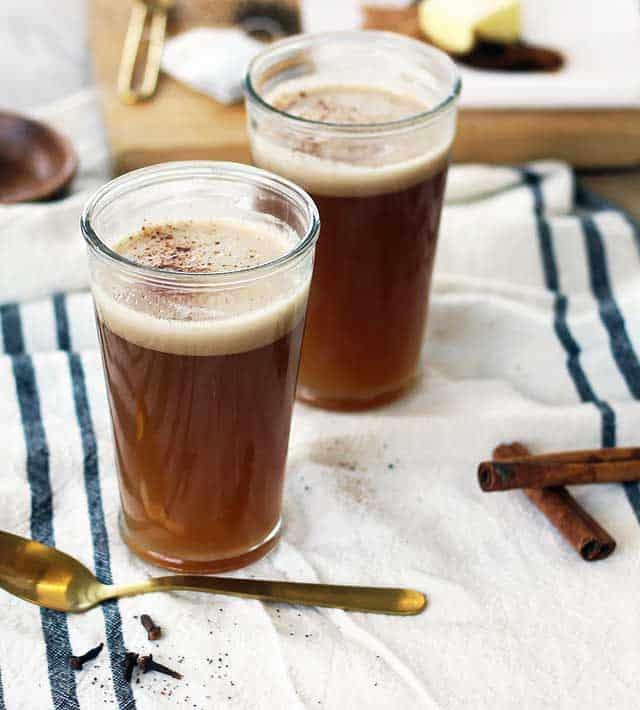 Chai Latte with MCT recipe