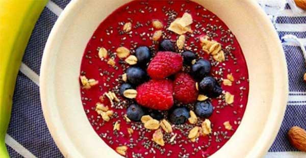 Acai Berry Power Bowl recipe
