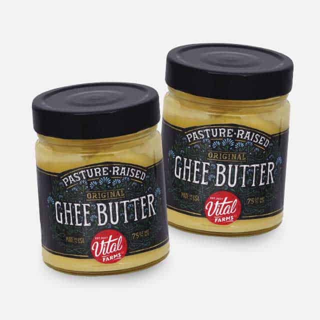 Vital Farms Pasture-Raised Ghee Butter