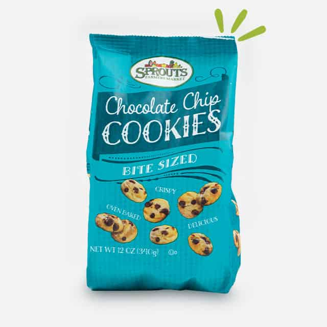 Sprouts Brand Cookies