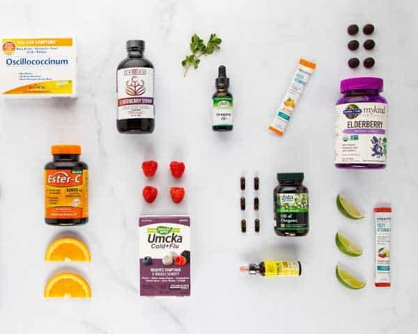 Immunity Boosting Supplements from Sprouts Farmers Market