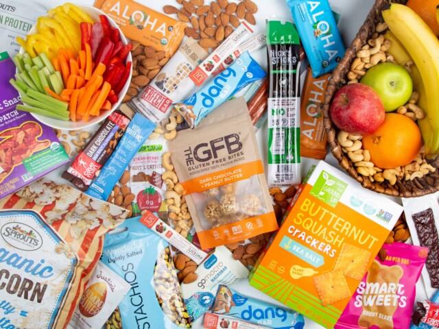 Attribute-friendly on-the-go snacks